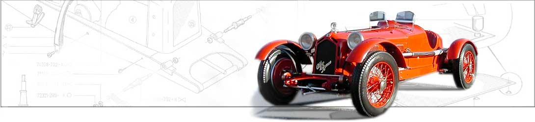 Model Alpha Romeo