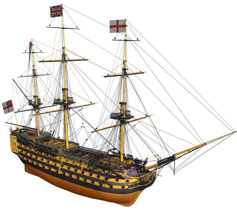 BIL498-HMS-Victory