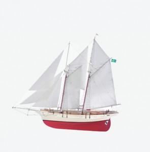 BIL502-Vanadis-Schooner