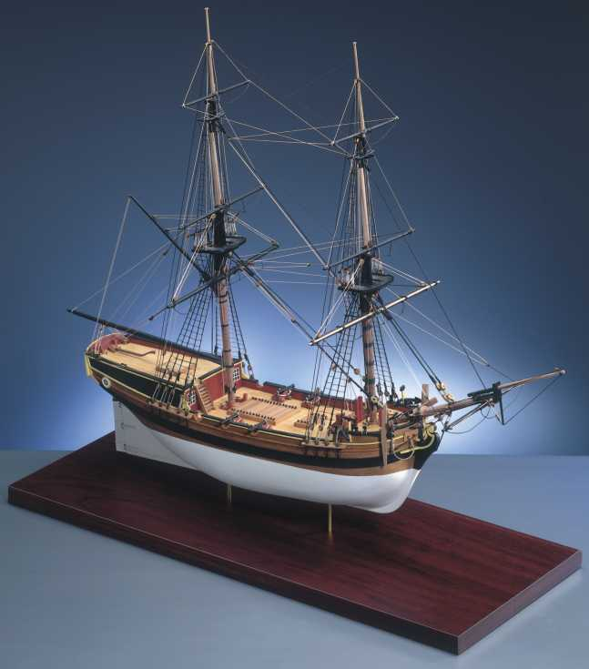 The Modeller's Workshop » Jotika 9005 Nelson's Navy HM ...