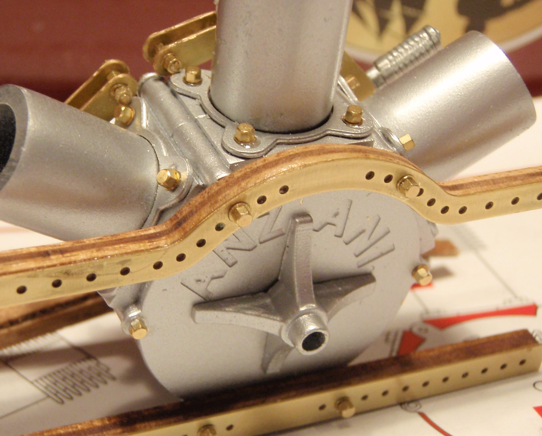 The Modeller S Workshop 187 Amati 1712 01 1909 Bleriot Xi 1