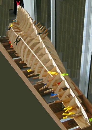 The Modeller's Workshop » 1/16 Scale J-Class Short Kits