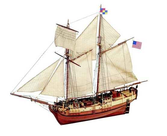 Art-22414-Independance-1775-Schooner